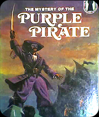 The Purple Pirate